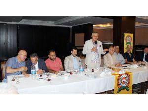 Antakya Ticaret Ve Sanayi Odası, İnşaat Sektörü Temsilcileri Bir Araya Geldi
