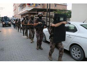 Adana'da Dhkp-c Operasyonu: 8 Gözaltı Kararı