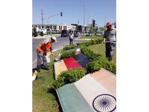 Büyükşehir'den Serik'te Temizlik Çalışması