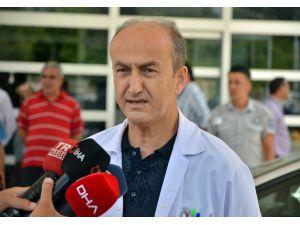 """Başhekim Yardımcısı Prof. Dr. Ahmet Sebe: """"Metil Alkolün 20 Mililitresi Bile Ölüme Neden Olabiliyor"""""""