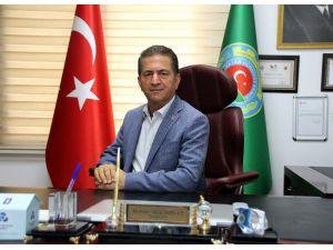 """Yüreğir Ziraat Odası Başkanı Doğan: """"Kavun Karpuz Tarlada Kaldı"""""""