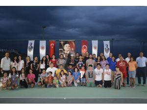 15 Temmuz Şehitleri Anısına Tenis Turnuvası