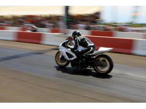 Türkiye Motosiklet Drag Şampiyonası Başladı