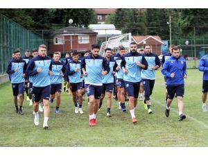 Adana Demirspor İkinci Etapta İlk Çalışmasını Yaptı