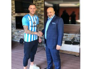İrlandalı Golcü Anthony Stokes, Adana Demirspor'da