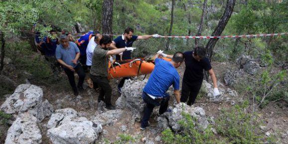 Uçurumda Bulunan Ceset, Üniversiteli Eyyüphan'ın Çıktı
