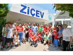 Başkan Uysal'dan Ziçev'e Ziyaret