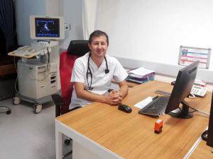 Finike Devlet Hastanesi'ne İki Yeni Uzman