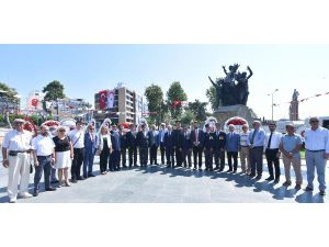 Kktc'nin Barış Ve Özgürlük Bayramı Antalya'da Kutlandı