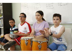 Büyükşehir'den Özel Çocuklara Yaz Okulu