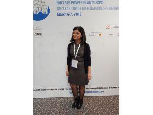 """Nükad-wın Global Turkey Üyesi Yüksek Nükleer Mühendisi Gülçin Sarıcı Türkmen; """"Radyasyon Ve Ngs'lerle İlgili Ön Yargı Ve Korkular Bilmemekten Kaynaklanıyor"""""""