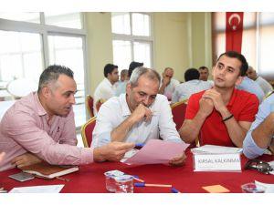 Tarsus'ta Stratejik Plan Hazırlık Çalıştayı Düzenlendi