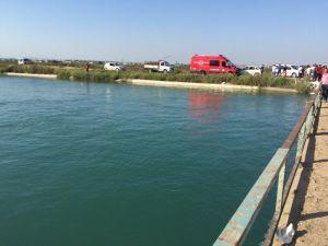 Topu Almak İçin Sulama Kanalına Giren Çocuklardan İkisi Kayboldu