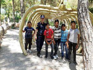 Jandarmadan Çocuklara Yaz Etkinliği