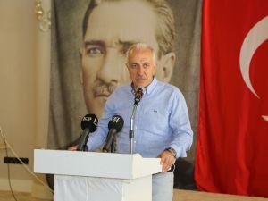 """Gültak: """"Akdeniz'de Değişim, Dönüşüm Ve Yenilenme Başladı"""""""