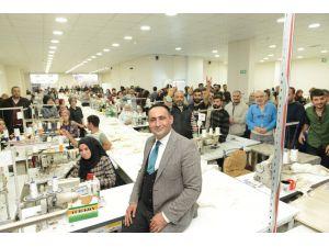 Başkan Yılmaz, Toroslar'da Tekstilkent Projesini Hayata Geçiriyor