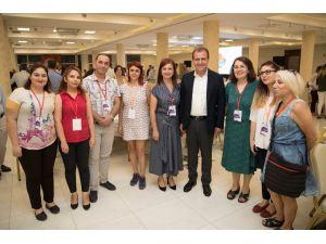 Mersin'de 'Kadın Ve Çocuk Çalıştayı' Yapıldı