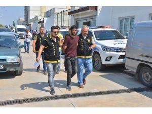 Kan Davası Cinayetinin Zanlıları Adana'ya Getirildi