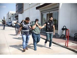 Sahte Parayla Alışveriş Yapan Zanlılar Tutuklandı