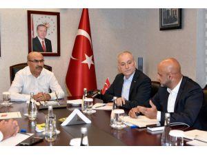 Adana'da, Tarım İhtisas Organize Sanayi Bölgesi Çalışmaları Sürüyor