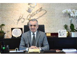 Başkan Esen'den Feslikan'a Davet