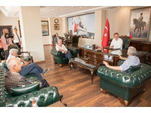 """Başkan Seçer: """"Mersin'in İkinci Bir Limana İhtiyacı Var"""""""