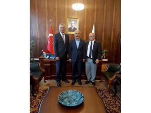Başkan Tarhan, Ankara'dan İyi Haberlerle Döndü