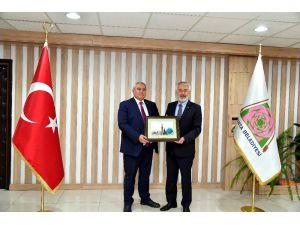 Atso Başkanı Çetin'den, Başkan Başdeğirmen'e Tam Destek