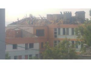Eski Kozan Devlet Hastanesi Binasının Yıkımına Başlandı