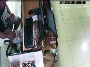 Marketin Cirosu Düşünce Çalışanın Hırsızlığı Ortaya Çıktı