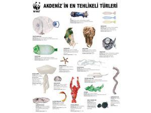 Akdeniz'in Tehlikeli 18 Atık Türü