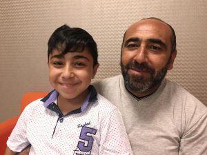 Oğluna Böbreğini Vermek İçin 'Yaşlanmayı' Bekledi