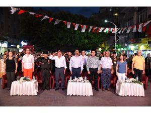 Tarsus'ta Molla Kerim Ve Kuva-yi Milliye Şehitleri Anıldı