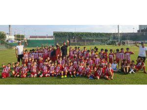 Büyükşehir'den Spor Okulları 'Yaz Ligi'