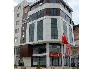 Serik Esnaf Odası Yeni Binasında