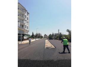 Kepez'de Yollar Yenileniyor