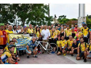 Başkan Uysal'dan Bisiklet Önerisi