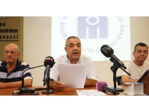 İmo Belediyelerden Beklentilerini Açıkladı