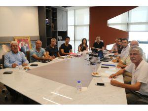Mezitli Belediyesi, Stratejik Plan Taslağını Hazırladı
