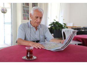 Emekliler, Mezitli Emekli Evinin Keyfini Çıkarıyor