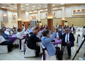 Göller Bölgesi Belediyeler Birliği Temmuz Ayı Meclis Toplantısı Yapıldı