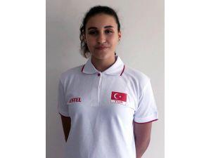Leyla Yaman Milli Takımda