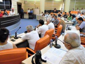 Kepez meclisinde isim tartışması