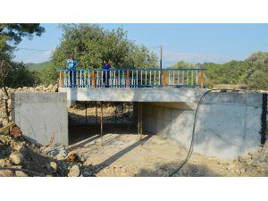 Büyükşehir'den Beşkonak'a 2 Yeni Köprü