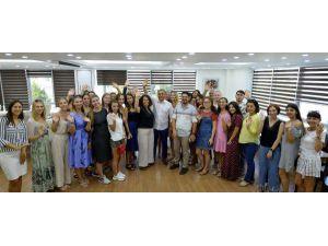 Kazan Federal Üniversitesi Öğrencileri Muratpaşa'da