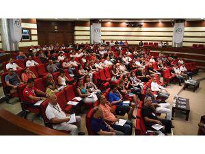 Atso'da Mesleki Yeterlilik Belgesi Anlatıldı