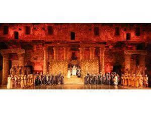 Uluslararası Aspendos Opera Ve Bale Festivali'nin Programı Belli Oldu