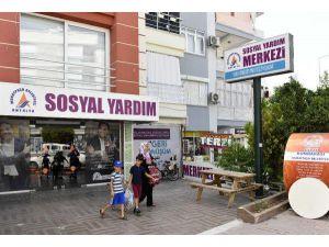 Muratpaşa'dan İhtiyaç Sahiplerine Yardım