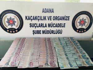Adana'da Kalpazan Operasyonu