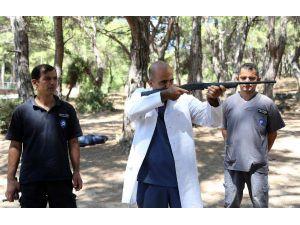 Antalya'da 'Kurban Timi' Göreve Hazır